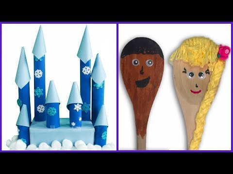 DIY Magical Fairytale Crafts and Activities for Kids