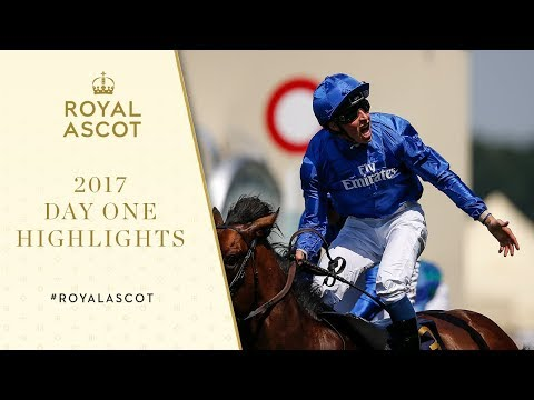 Royal Ascot 2017 - Day One Highlights