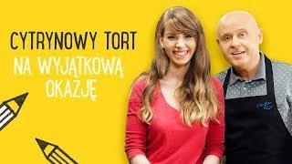 CYTRYNOWY TORT  na wyjątkową okazję | OLSIKOWA & Paweł Małecki