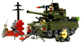Enlighten Brick 823 Tanks