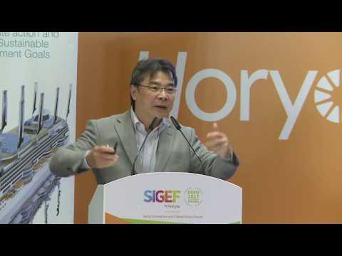 Future Energy - SIGEF17 by Horyou - Astana, Kazakhstan, EXPO2017