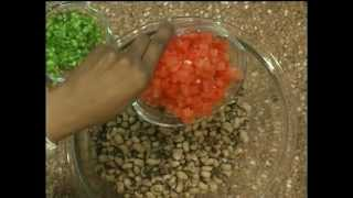 Cooking Light And Easy - Black Eyed Pea Salad