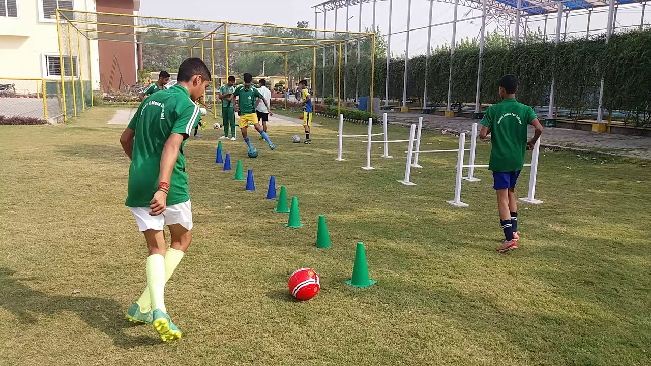 Mount Litera Zee School Roorkee Football Team Youtube