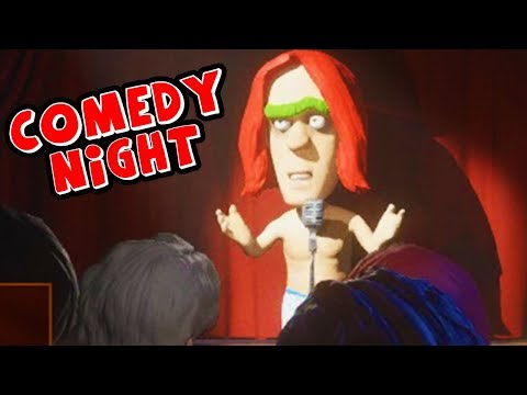COMEDY NIGHT IS BACK!