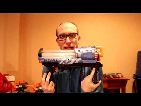 Nerf War:  Mail Time Mayhem 34 It's Finally Here