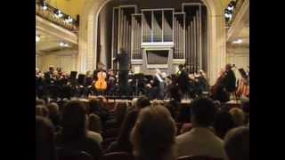 A. Dvorak. Cello concerto Nr.2, h-moll