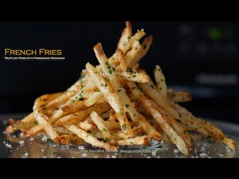 French Fries - An Easy Way - Bruno Albouze - THE REAL DEAL