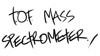 This video looks at the TOF Mass Spectrometer and how to calculate ...
