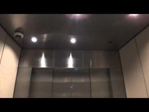 Mitsubishi Hydraulic Elevators - Target - Westfield Topanga - Canoga Park, CA