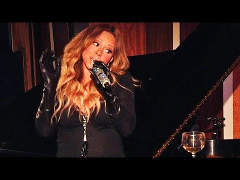 Mariah Carey Vocal Showcase - Surprise Performance For Fans