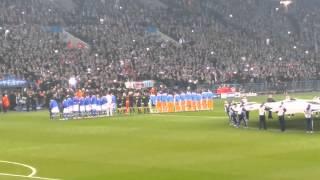 Hymn Ligi Mistrzów (Schalke 04 - Real)