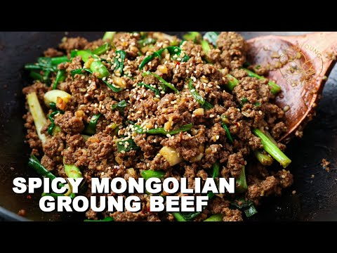 spicy-mongolian-ground-beef-easy-recipe