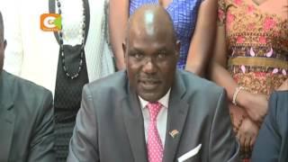 Makamishna wa IEBC wakutana na viongozi wa Jubilee