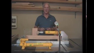 Wood Joint Strength Test by Dowelmax Part 2 - Mortise and Tenon Vs. Multiple Dowel
