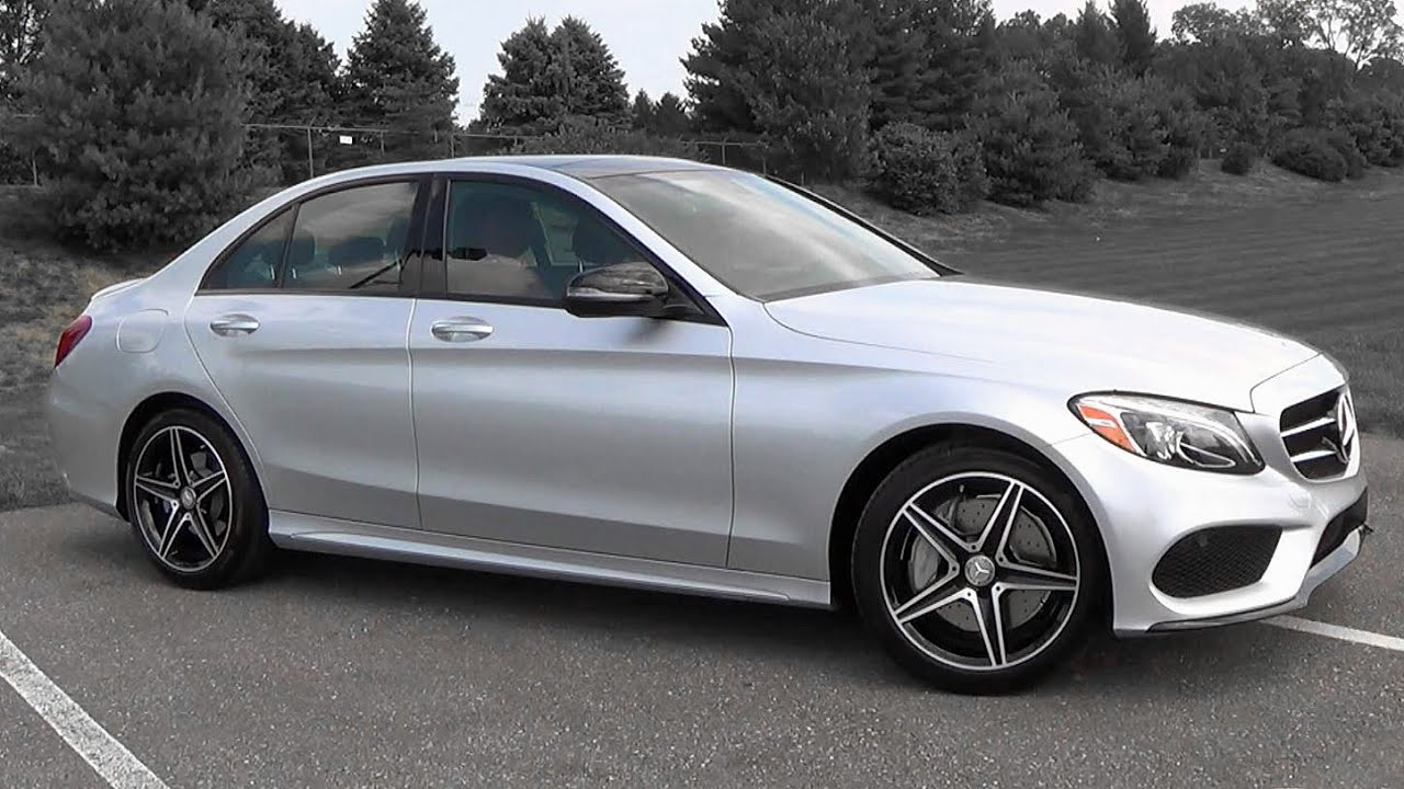 2016 Mercedes Benz C300 Review