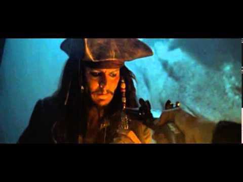 Parlè Jack Sparrow Pirati Dei Caraibi La Maledizione