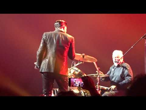 Queen with Adam Lambert, Park Theater Las Vegas, 9/2/18: Under Pressure