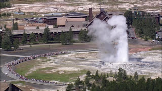 PARQUE YELLOWSTONE DISCOVERY THEATER HD