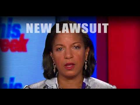 BREAKING: New Lawsuit Takes Aim at Susan Rice