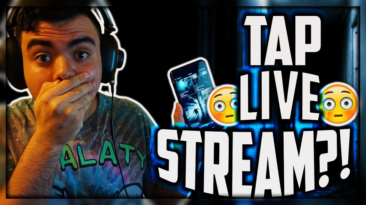 Download TAP LIVE STREAM!! SCARIEST STORIES EVER?! | YOU PICK THE STORIES (TAP)