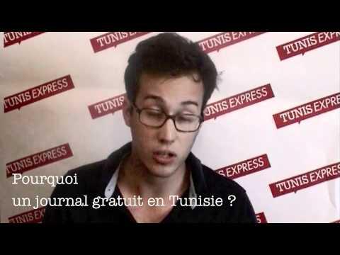 Présentation de Tunis Express