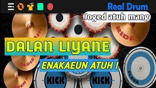 Dalan Liyane - Hendra Kumbara    Real Drum Cover