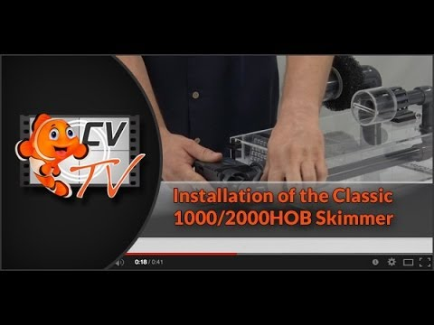 CLSC1000HOB & CLSC2000HOB Assembly and Installation Video
