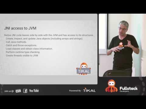 Android NDK - Part 1 | Kirill Kounik,Tikal