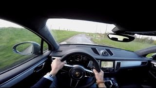 POV Drive: Porsche Macan Turbo [LOUD]