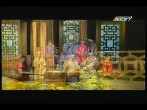 Tò vò (nhạc chèo) - Độc tấu đàn bầu NSUT Toàn Thắng (HTV 9)