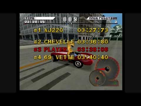Test Drive 4 HD: Shelby Cobra, San Francisco