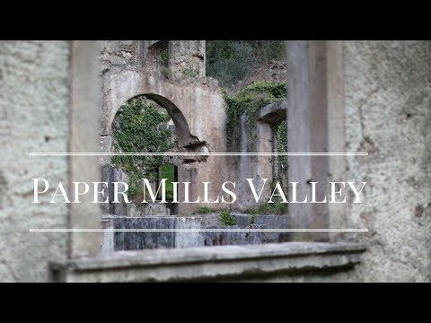 Italy Travel Diary • Paper Mills Valley • Valle Delle Cartiere