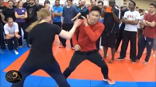 DK Yoo - Timing and  Distance Art of Fight