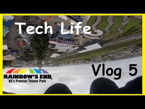 Tech Life - Vlog 5 & Rainbows End