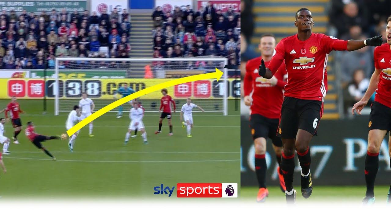 The GREATEST Premier League Goals | 2016/2017 Goals of the Season | Pogba, Payet Hazard & more!