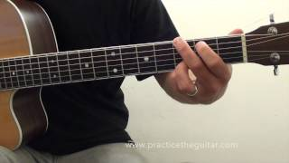 guitar lessons how to play beginner open chord progressions g d cadd9 backing tracks