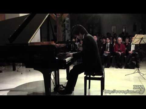 Franz Liszt: Fünf kleine Klavierstücke No.2 S.192 pf.中山翔太