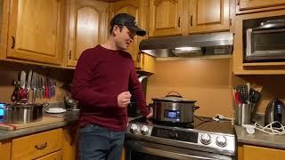 Crock-Pot Programmable MyTime Slow Cooker video review by Derek