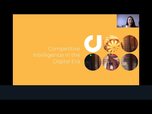 Digimind When Competitive Intelligence Meets Social Intelligence