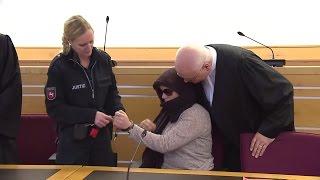 Hannover: Hohe Gefängnisstrafe für Mutter von toten Babys im Koffer