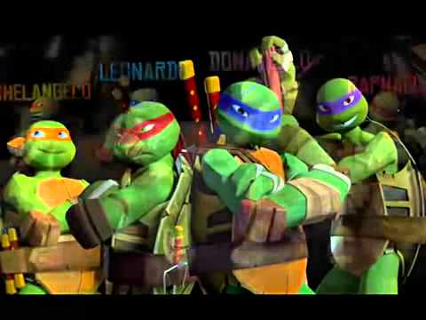 Música as Tartarugas Ninjas