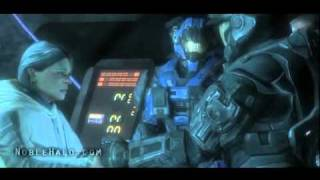 Halo: Reach - Jun Leaving and Carter's Death