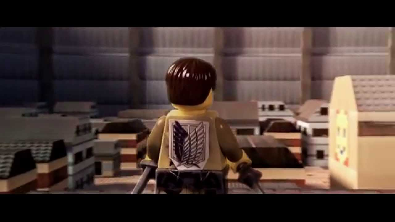 Attack on LEGO