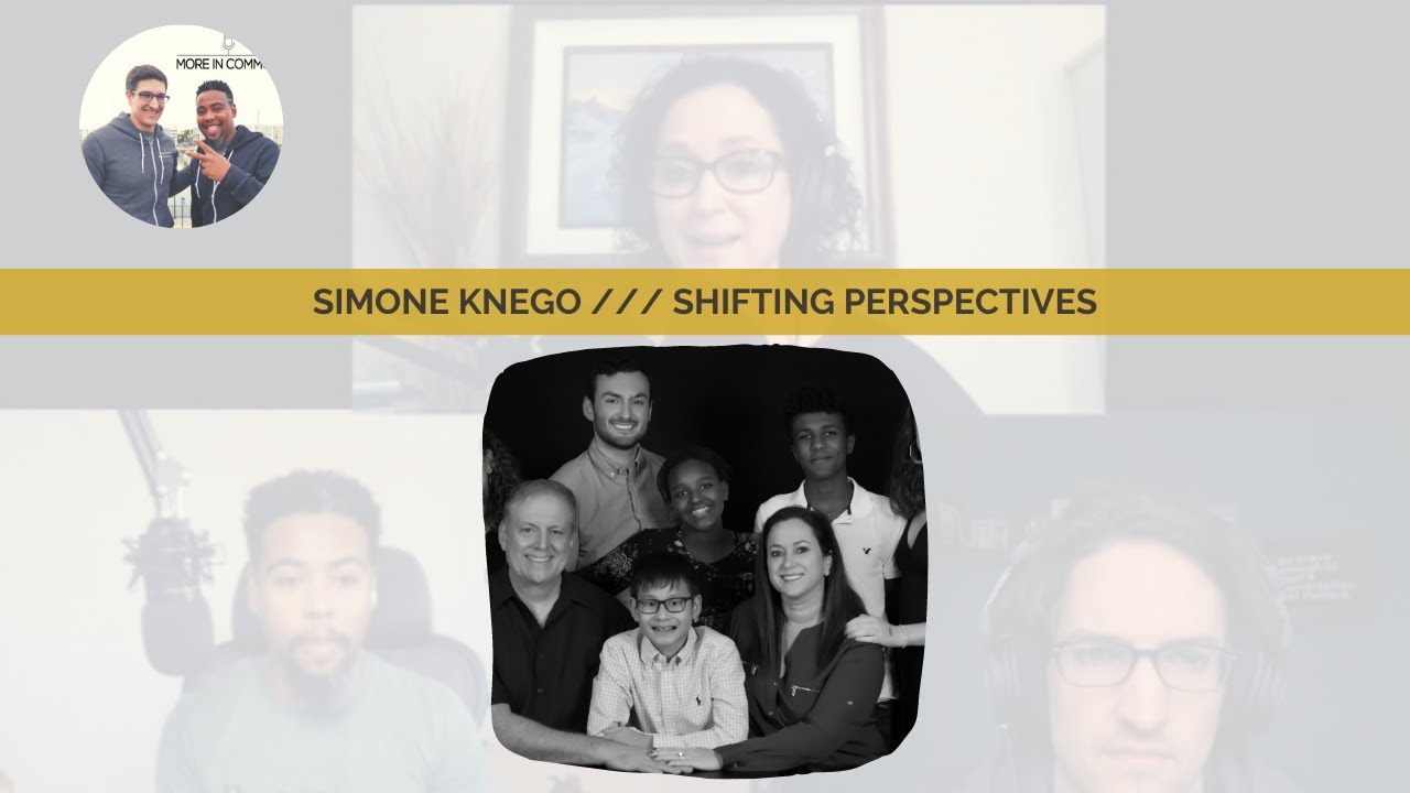 Simone Knego/// Shifting Perspectives /// Season5:E119