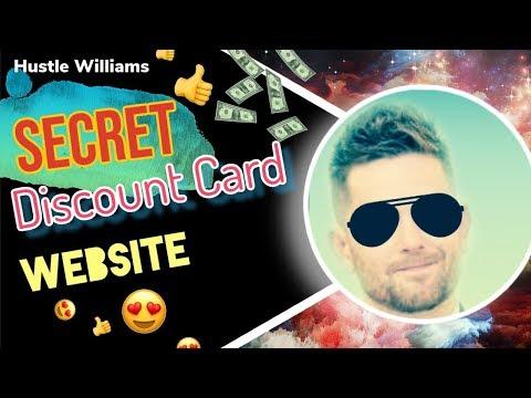 Secret Discount Gift Card Website