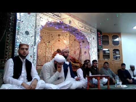 Hafiz Junaid Hussain - Aj Naina Lahiyan Kyun - 18/03/2017