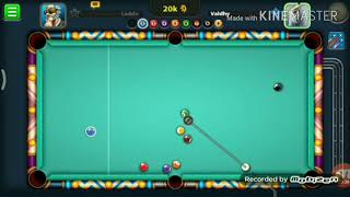 Latest 8 ball pool tricks with beginer cue