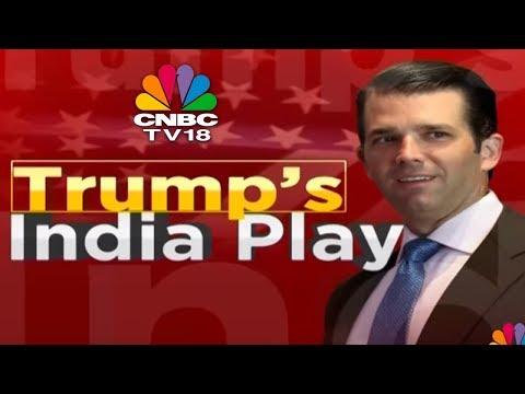 Trump's India Play  Donald Trump Jr  Exclusive  Reviving Trump Real Estate Portfolio