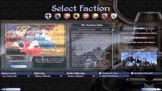 Medieval II: Total War Kingdoms: Teutonic Campaign Faction Vote!