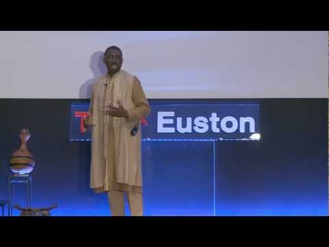 Standing on shoulders of giants: Kwame Kwei-Armah at TEDxEuston